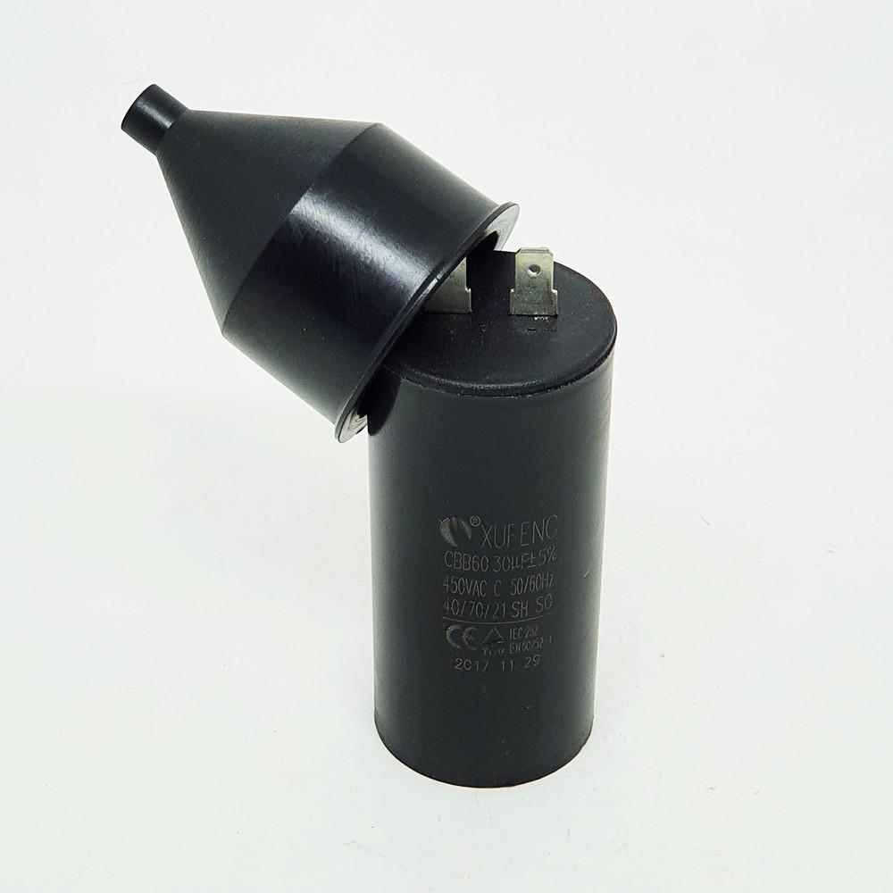 Capacitor 127v para Lavadora Tramontina 2100psi 2000w