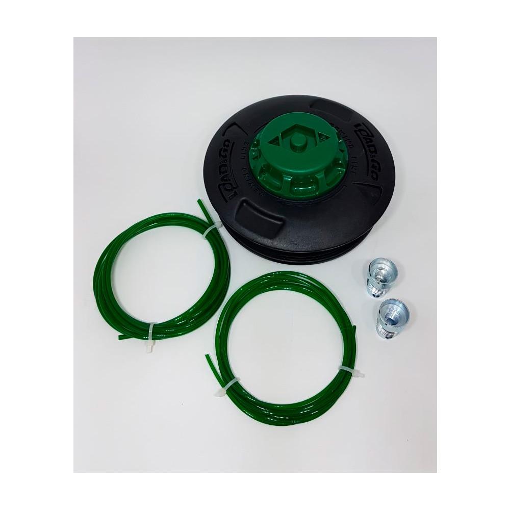 Carretel de fio de nylon com adaptador para diversas Roçadeiras Oleo-mac