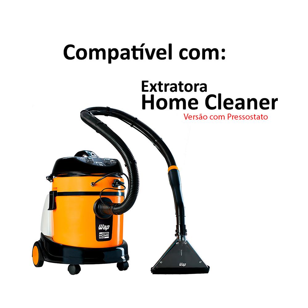 """Conexão em """"T"""" para Extratora Wap Home Cleaner (Versão C/ Pressostato) Original"""