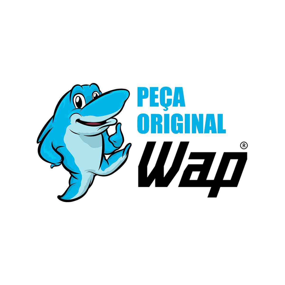 Conjunto Stop total Original Wap para Lavadora Silent Power