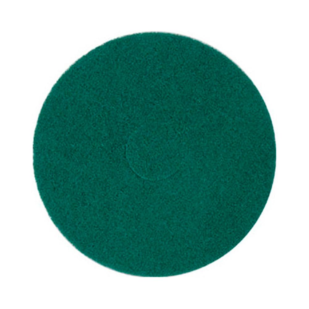 Disco para Enceradeira 350mm Verde Limpador 3M