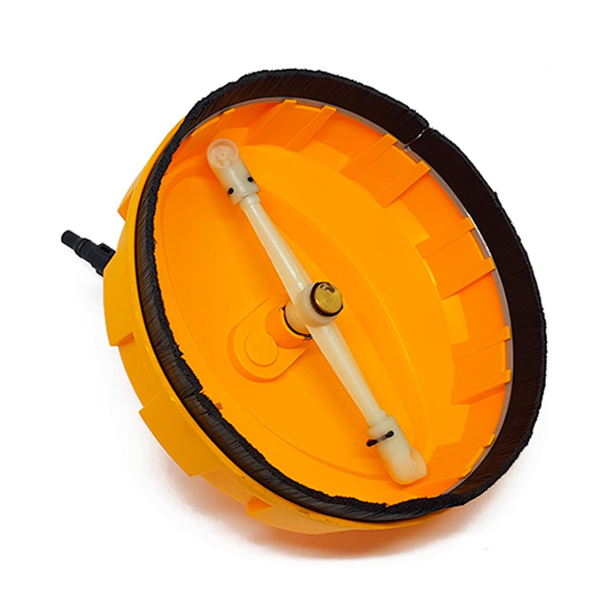 Escova Limpadora de Piso Original Wap para Lavadora de Alta Pressão Bravo, Eco Wash, Atacama, Atacama Smart, Premium Original