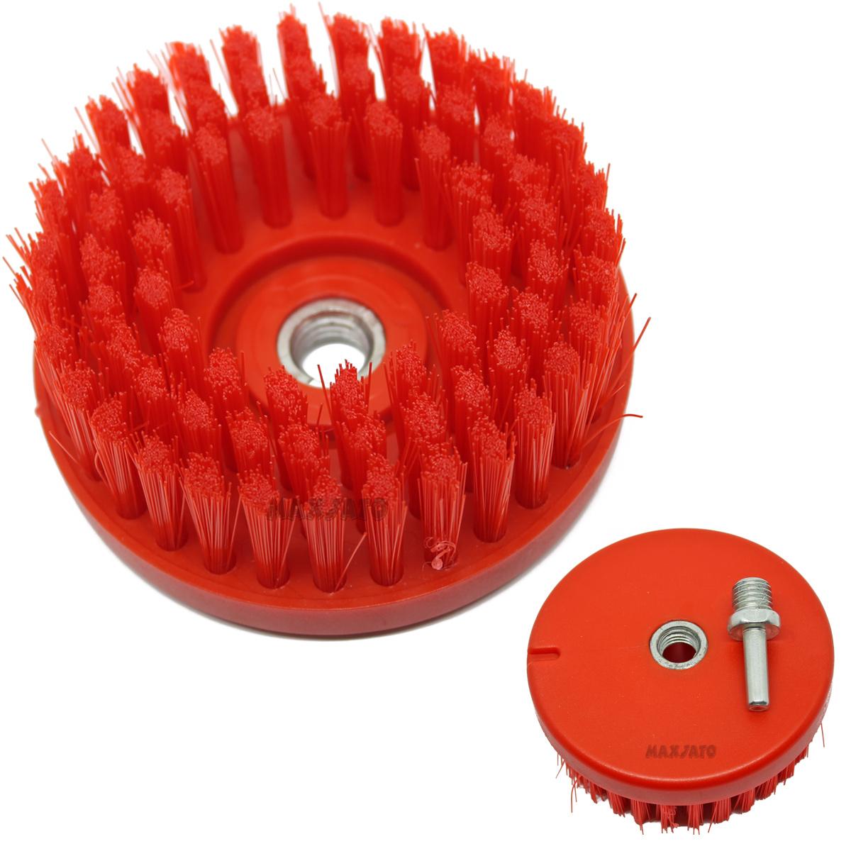Escova para limpeza de carpetes estofados Cerdas Duras
