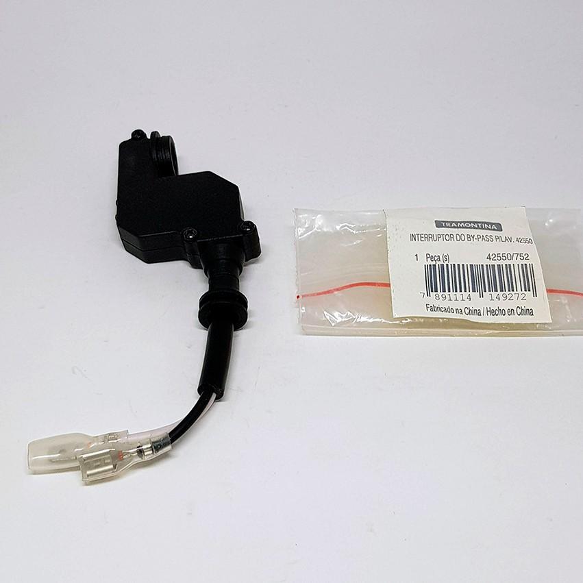 Interruptor do bypass para Lavadora Tramontina 1600psi 1400w