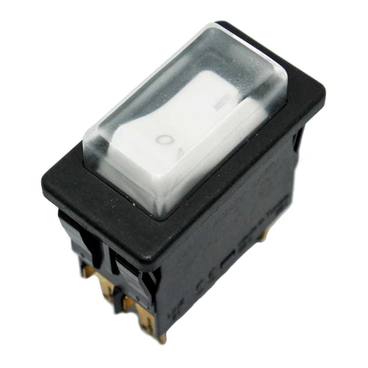Interruptor Micro Disjuntor 20A para Lavadora Lavor TR11, TR13, TR20 Original