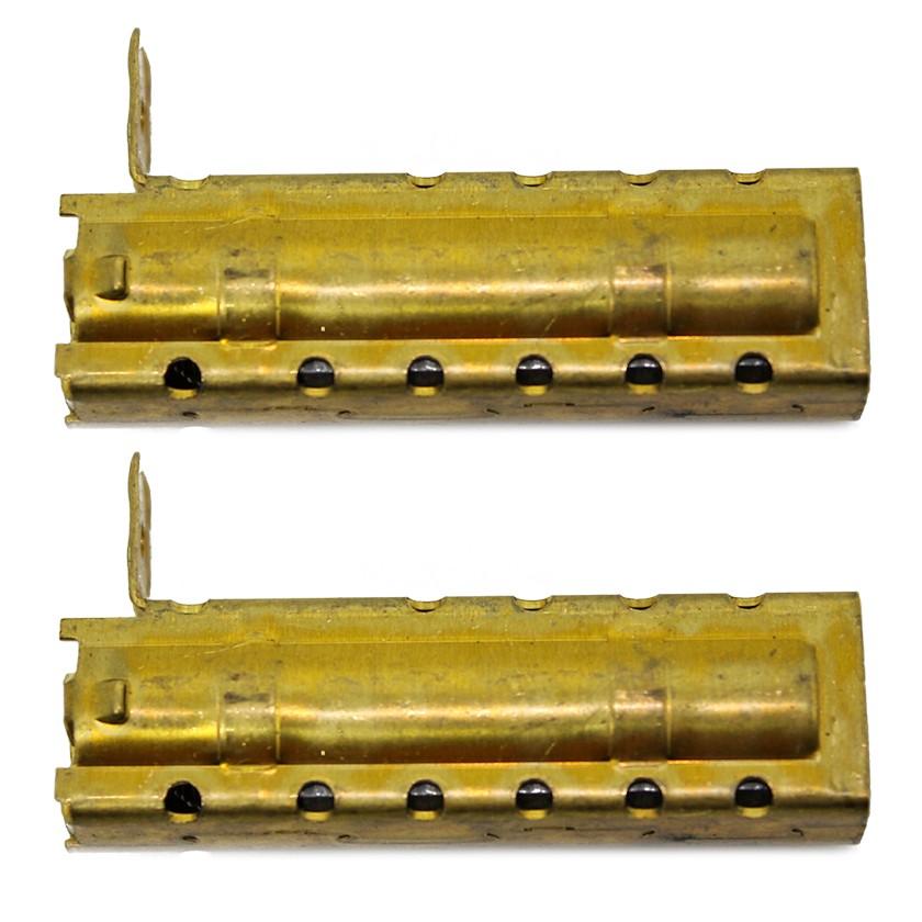 Kit 02un Carvão para bomba à vácuo 220v Original IPC para Aspiradores e Extratoras