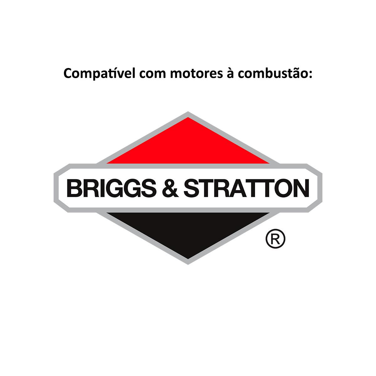 Kit 3un Filtro De Ar Para Motores Briggs & Stratton À Combustão