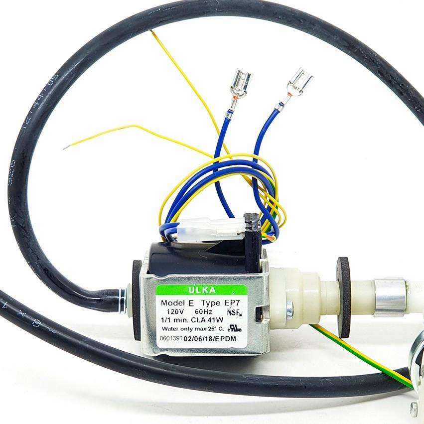 Kit Bomba para Extratora IPC EA135, EP150, EA162 127v Original