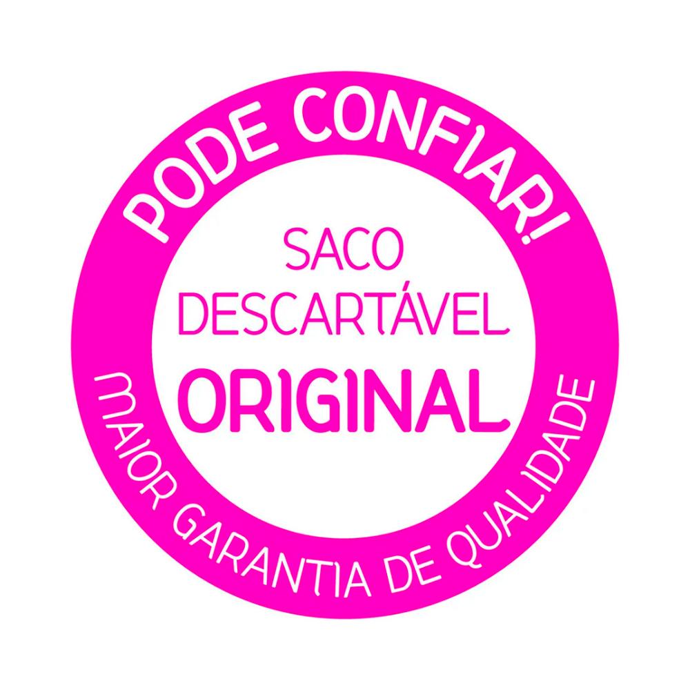 Kit Saco descartável para Aspirador de pó Electrolux GT2200 3un Original