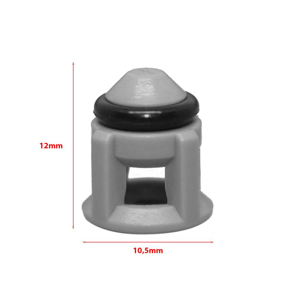 Kit Válvula para Lavadora de Alta Pressão Karcher HD585, HD600, HD6/11, HD5/12C 9pçs Original