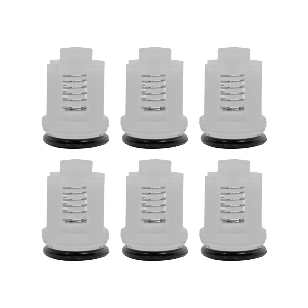 Kit Válvulas para Lavadora de Alta Pressão Wap Valente, Excellent, Fera, Bravo e Super 6un Original