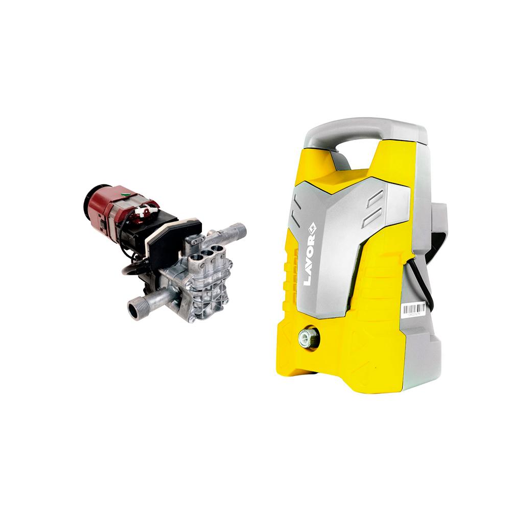 Lavadora de Alta Pressão Lavor Fast 120 1740psi 127v - Lavor