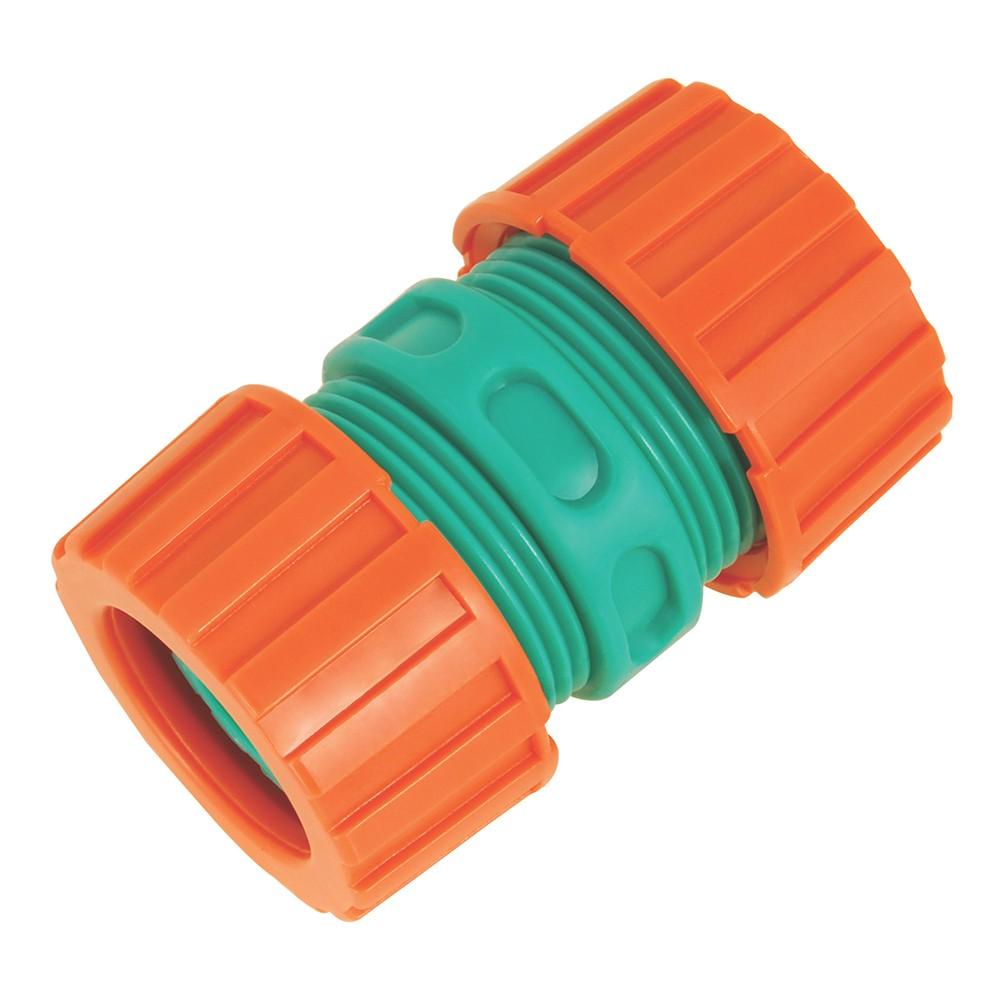 """Ligação reparadora de plástico para mangueiras 12"""""""