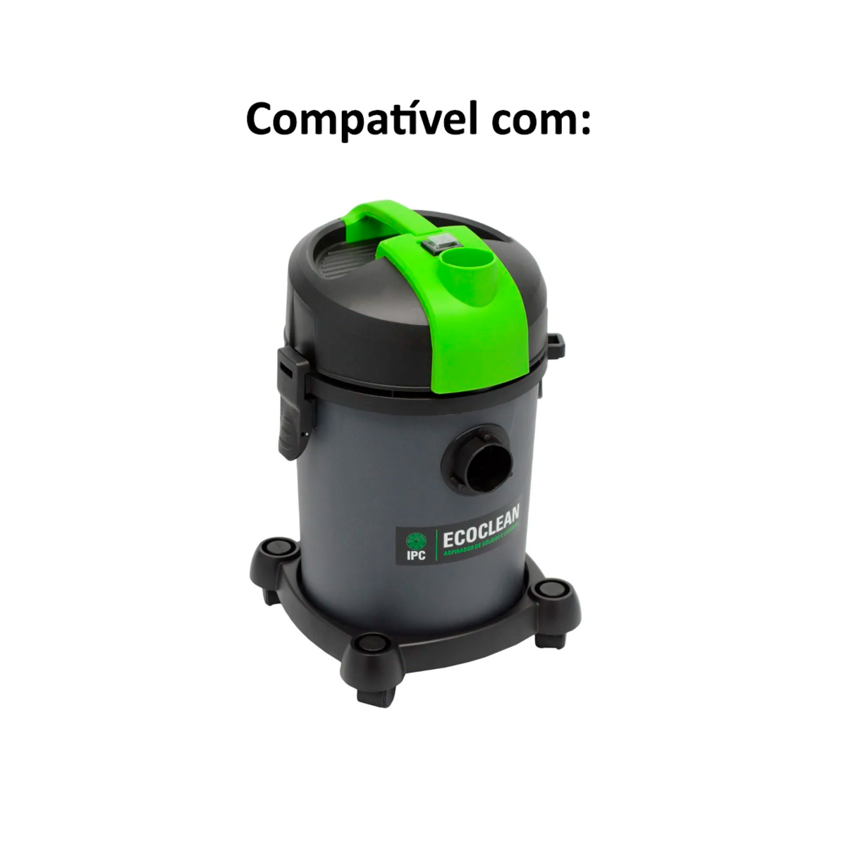 Motor para Aspirador IPC Ecoclean 220v Original