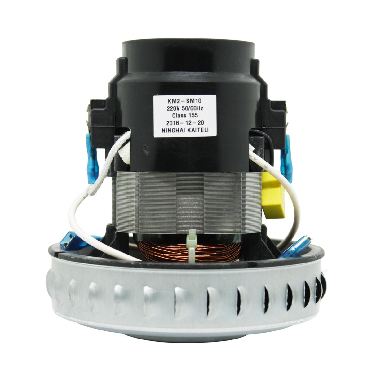Motor Para Aspirador Wap Gtw Inox 12, Gtw 10, 220v Original
