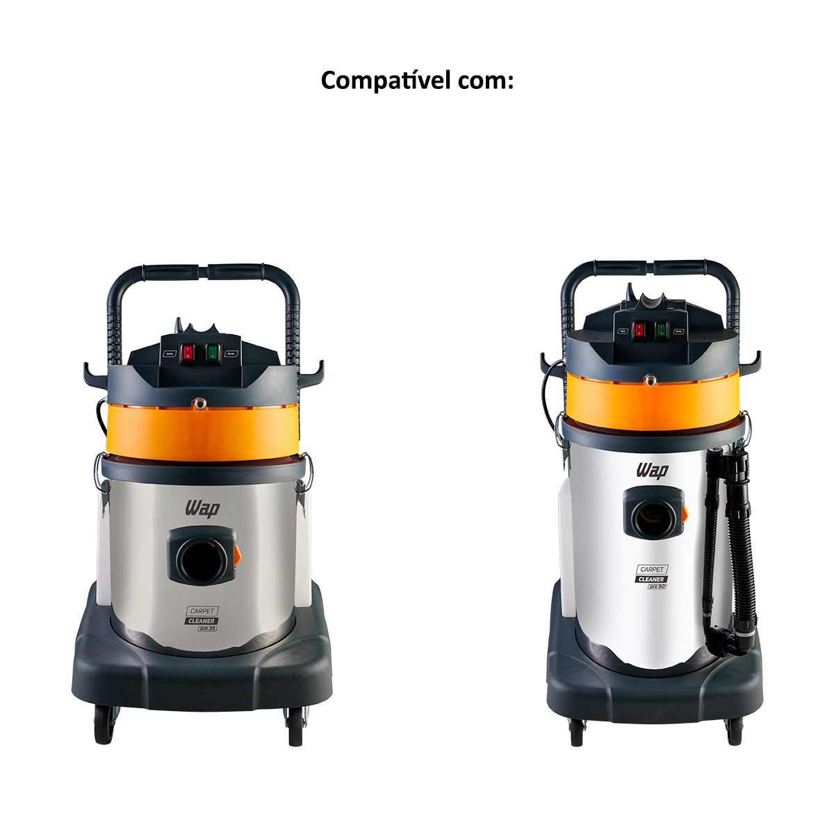 Gatilho completo para Extratora Wap Carpet Cleaner Pro 35 e 50