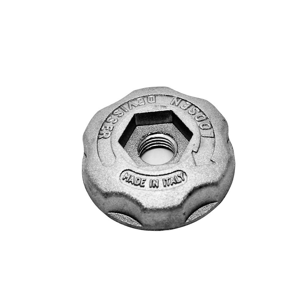 Porca Esquerda Metal do Carretel Fio Nylon Oleo-mac 5030009