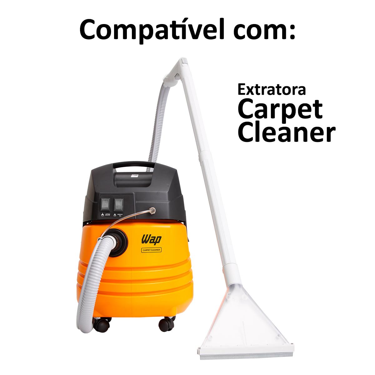 Prolongador para Extratora Wap Carpet Cleaner Original