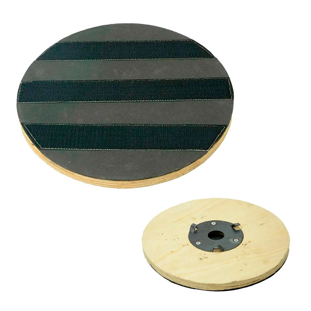 Suporte de disco para Enceradeira Cleaner CL350 C/ Flange