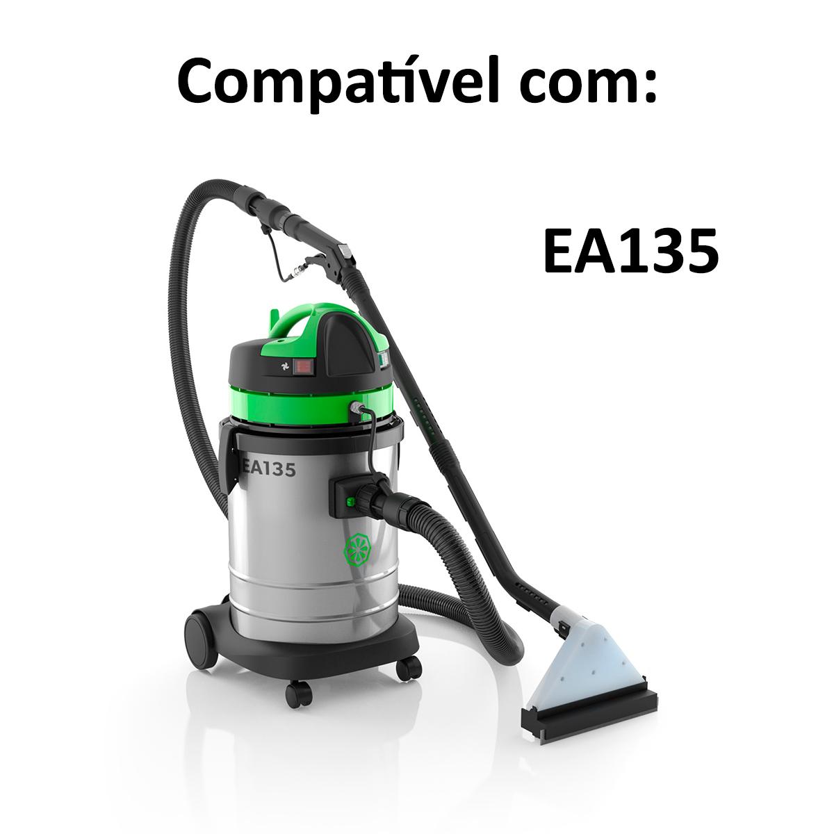 Tubo Extensor curvo para Extratora IPC EA135 EP150 Lava Pro, Lavaclean 36mm Original