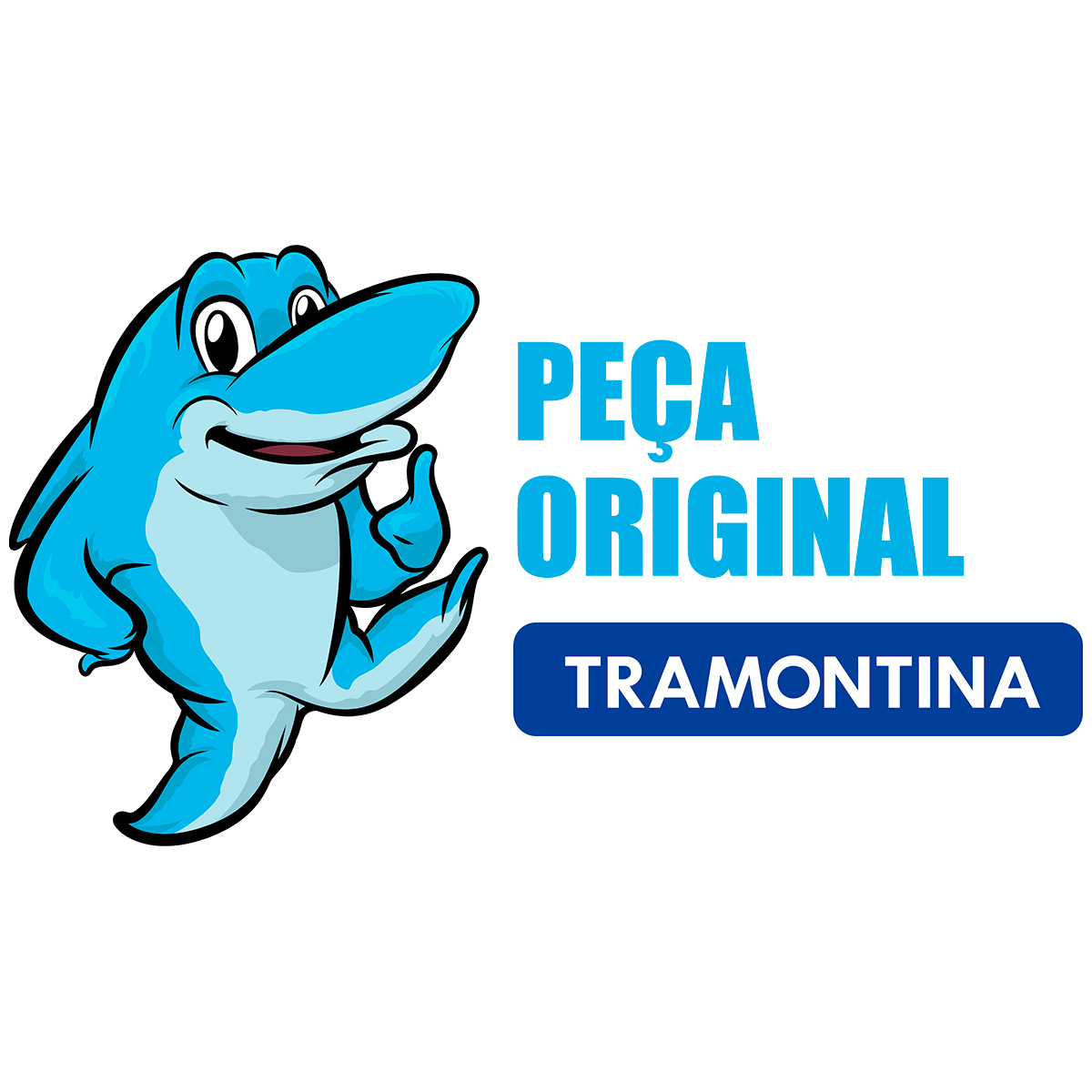 Válvula de retorno para Lavadora Tramontina 1500psi 1200w, 1600psi 1400w, 1900psi 1800w Original