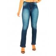 Calça Flare Jeans