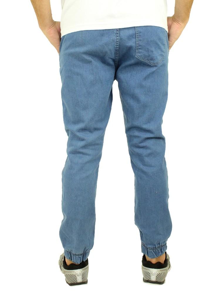 Calça Jeans Masculina Basic