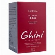 Café em Capsula Intenso Compatível com Nespresso®