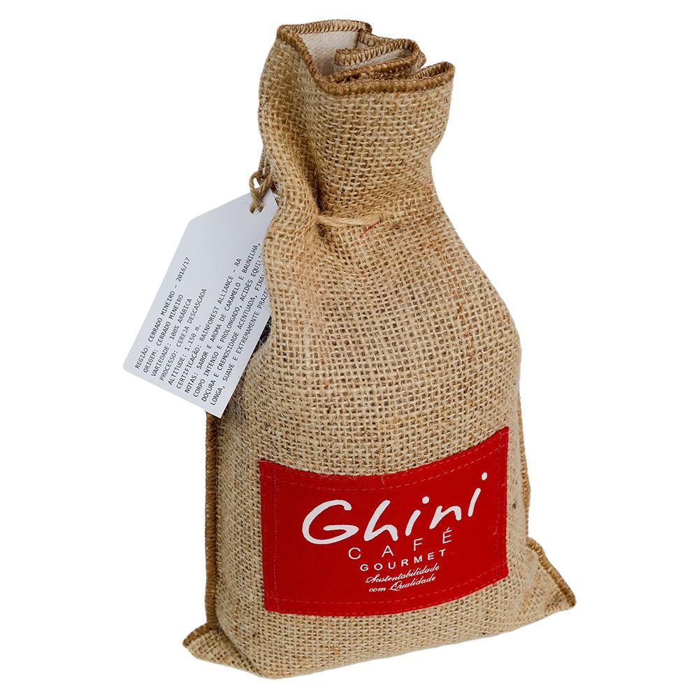 Café Verde em Grãos 1kg  - Café Ghini