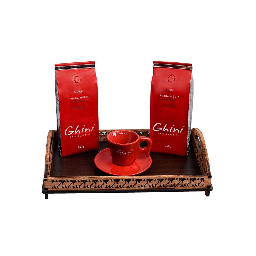 Kit Café Moído  - Café Ghini