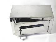 Caixa de Correio Inox  Frontal Complemento