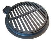 Tampão de Ferro Fundido Grelha T60 Articulado