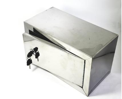 Caixa de Correio Inox Traseira Complemento  - Panelas Ferreira