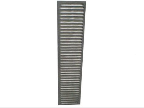 Grelha de Ferro Fundido 15x100 cm