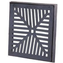 Ralo de Ferro 35x35 cm com caixilho  - Panelas Ferreira