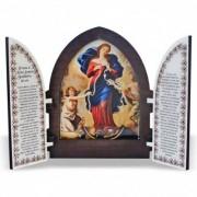 Capela de Nossa Senhora Desatadora dos Nós com Porta