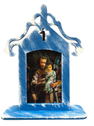 Capelinha de São José 3D em MDF