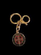 Chaveiro Medalha de São Bento (Colorido)