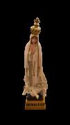Nossa Senhora de Fátima importada 9cm