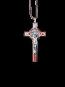 Cordão com Cruz São Bento