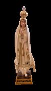 Nossa Senhora de Fátima importada 11cm