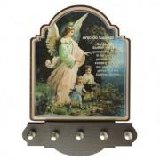 Porta chave Anjo da Guarda
