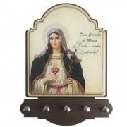 Porta chave Imaculado Coração de Maria