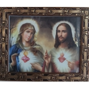 Sagrado Coração de Jesus e Imaculado Coração de Maria