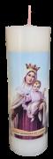 Vela 7 dias - Nossa Senhora do Carmo