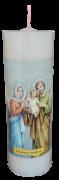Vela 7 dias - Sagrada Família