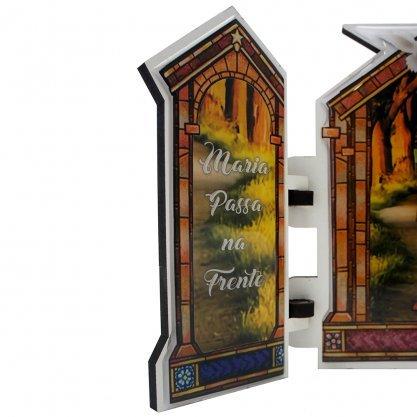 Capela com Porta Maria Passa na Frente