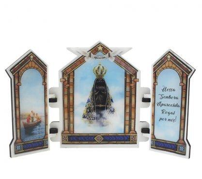 Capela com Porta Nossa Senhora Aparecida