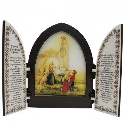 Capela Nossa Senhora de Fátima com Porta