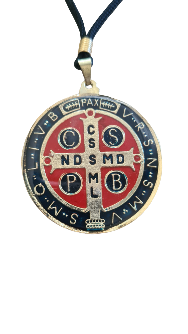 Cordão Medalha São Bento (Grande)
